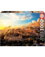 Puzzle Educa 1000 de piese - Acropole, Atena