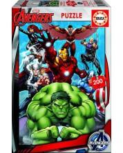 Puzzle Educa de 200 piese- Avengers