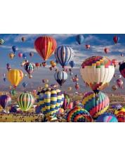 Puzzle Educa de 1500 piese - Baloane cu aer cald