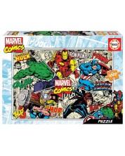 Puzzle Educa de 1000 piese - Marvel Comics