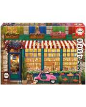 Puzzle Educa de 4000 piese - Vintage Bookshop