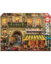 Puzzle Educa din 2000 de piese - Galeria in Paris