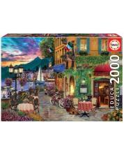 Puzzle Educa de 2000 piese - Italian Fascino