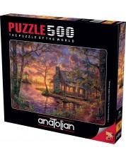 Puzzle Anatolian de 500 piese - Hiding Place