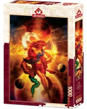 Art Puzzle de 1000 piese - Water And Fire