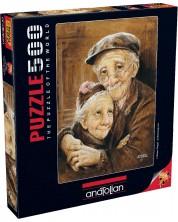 Puzzle Anatolian de 500 piese - A doua primavara