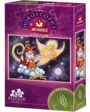 Puzzle Art Puzzle de 100 de piese - Semnul zodiacal Fecioara