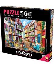 Puzzle Anatolian de 500 piese - Cobblestone Alley