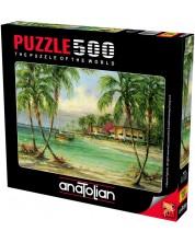 Puzzle Anatolian de 500 piese - Barefoot Bungalow