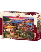 Puzzle Art Puzzle de 1000 piese - Dubrovnik