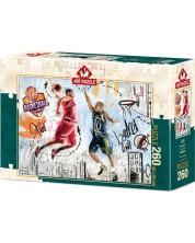 Puzzle Art Puzzle de 260 piese - Basketball