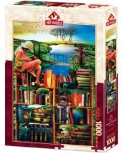 Puzzle Art Puzzle de 1000 piese - Globetrotter