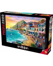 Puzzle Anatolian de 2000 piese - Wonderful Beach