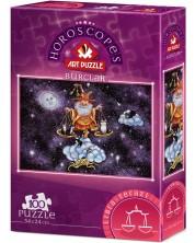 Puzzle Art Puzzle de 100 de piese - Semnul zodiacal Balanta