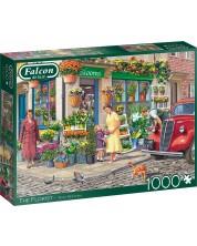 Puzzle Falcon de 1000 piese - Florareasa, Victor McLindon -1