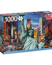 Puzzle Jumbo de 1000 piese - New York City