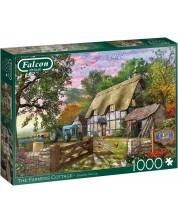Puzzle Falcon de 1000 piese - The Farmers Cottage -1
