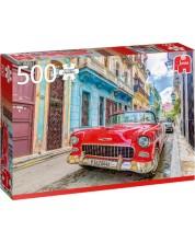 Puzzle Jumbo de 500 piese - Havana, Cuba