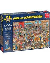 Puzzle Jumbo de 1000 piese - Jan van Haasteren National Championships Puzzling