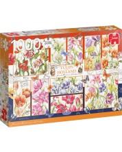 Puzzle Jumbo de 1000 piese - Tulips from Holland Janneke Brinkman
