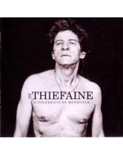 Hubert-Felix Thiefaine - Supplements De mensonge - (CD)