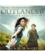 Bear McCreary - Outlander: Season 1, Vol. 1 (Original Te (CD)