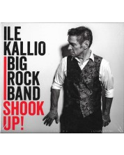 Ile Kallio Big Rock Band - Shook Up! (CD + DVD)