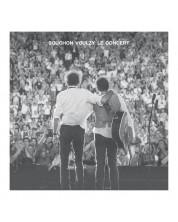 Alain Souchon & Laurent Voulzy - Souchon Voulzy Le Concert (2 CD + DVD)