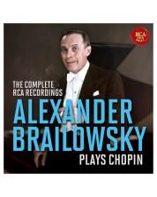 Alexander Brailowsky - Alexander Brailowsky plays Chopin - The (8 CD)