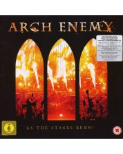 Arch Enemy - As the Stages Burn! (Deluxe)