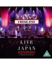 Il Divo - A Musical Affair: Live In Japan (CD + DVD)