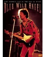 Jimi Hendrix - Blue Wild Angel: Jimi Hendrix AT The Isl (DVD)