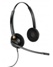 Casti Plantronics EncorePro - HW520 QD, negre