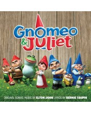 Various Artists - Gnomeo & Juliet OST (CD)