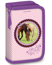Penar cu rechizite scolare Ars Una Me and My Horses -1