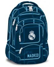 Ghiozdan scolar Ars Una Real Madrid - 5 compartimente -1