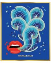 Puzzle Galison de 750 piese - Jonathan Adler, Lips