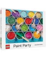 Puzzle Galison de 1000 piese - LEGO Paint Party