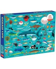 Puzzle Galison de 1000 piese - Ocean Life