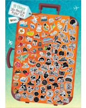 Poster de zgariat: 99 things you should do in your life