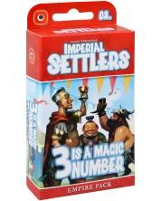 Extensie pentru joc cu carti Imperial Settlers: 3 Is A Magic Number - Empire Pack