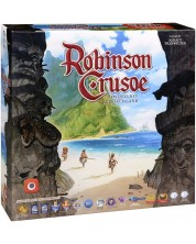Joc de societate Robinson Crusoe - Adventure on the Cursed Island