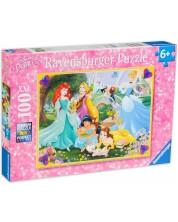 Puzzle Ravensburger de 100 XXL piese - Printese Disney