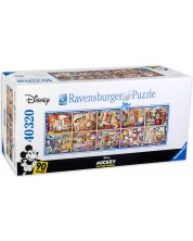 Puzzle Ravensburger de 40 320 piese - Magia lui Minnie Mouse