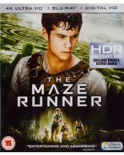 The Maze Runner 4K (Blu-Ray)