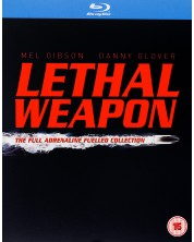 Leathal Weapon (Blu-ray)