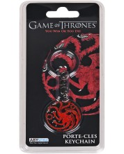 Breloc BYstyle Television: Game of Thrones - Targaryen (black & red)