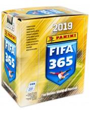Panini FIFA 365 2019 - Cutie cu 50 pachete: 250 buc. stickere -1