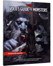 Anexa pentru jocul de rol Dungeons & Dragons - Volo's Guide to Monsters (5th edition)
