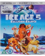 Ice Age: Collision Course (Blu-ray 4K)